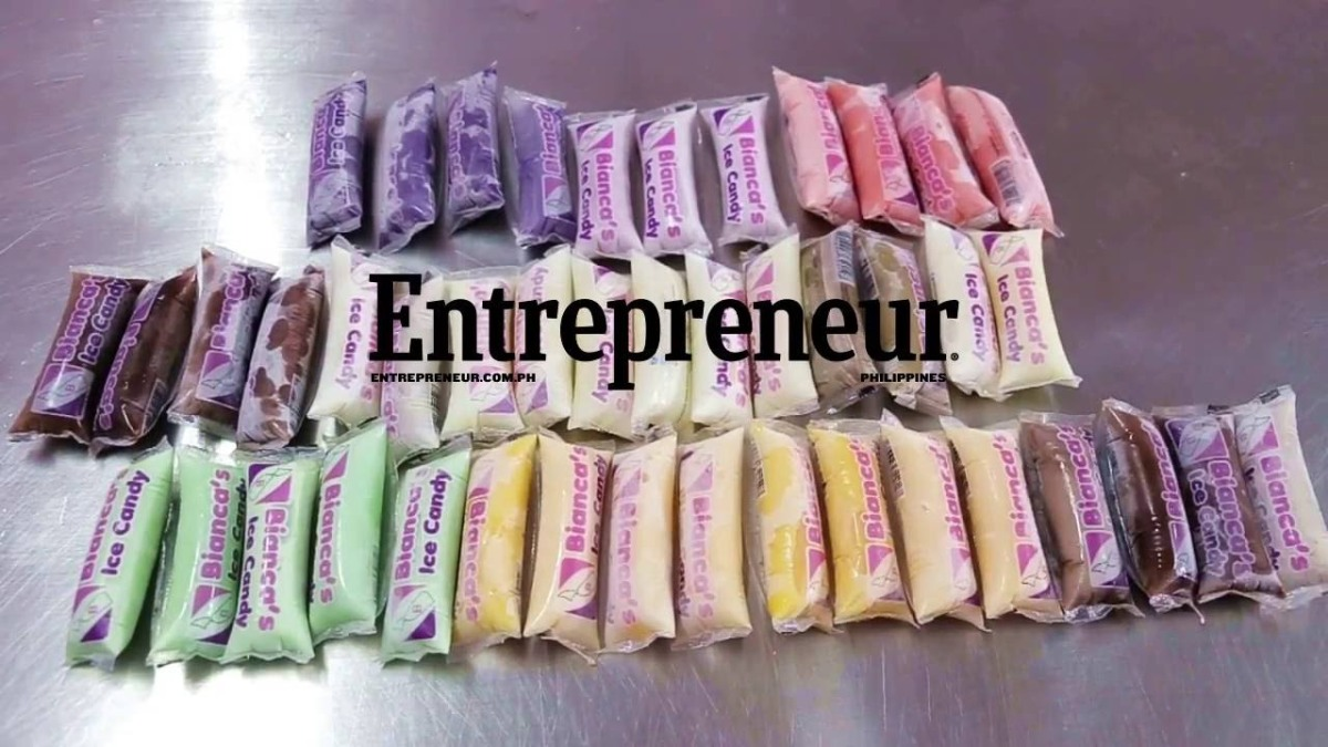 A multi-million Ice Candy Business –Video