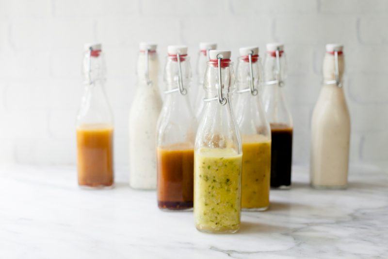 Dressing and Sauces Recipe