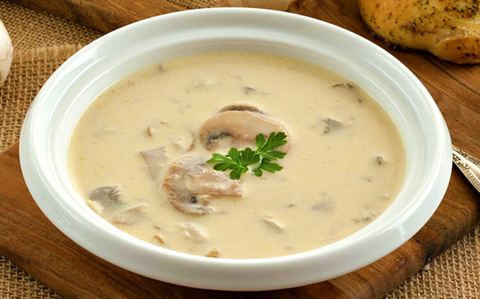 Mushroom Soup Recipe Recipes By Lucelle
