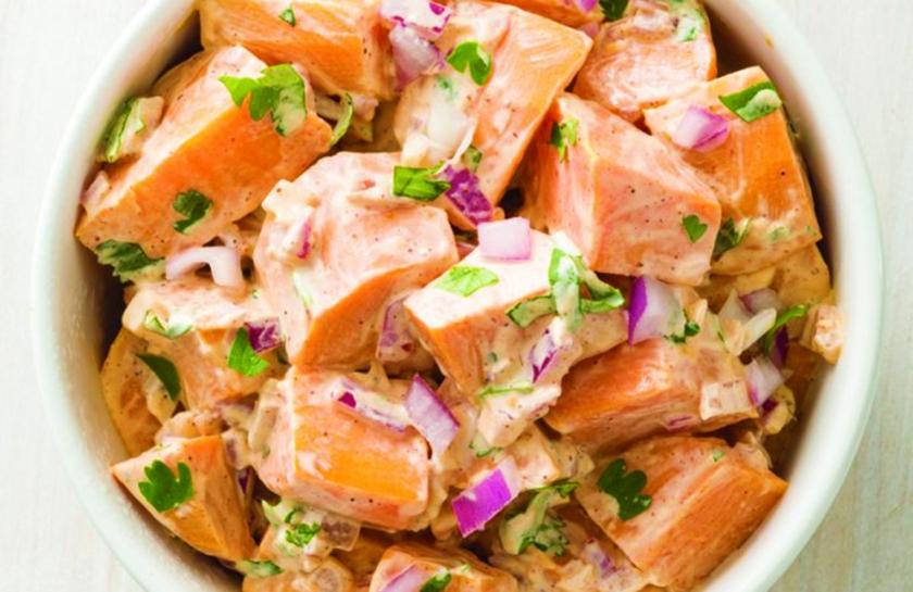 swett potatao salad
