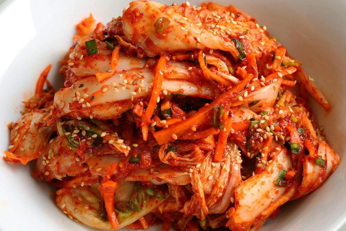 Kimchi Recipe Korean SideDish