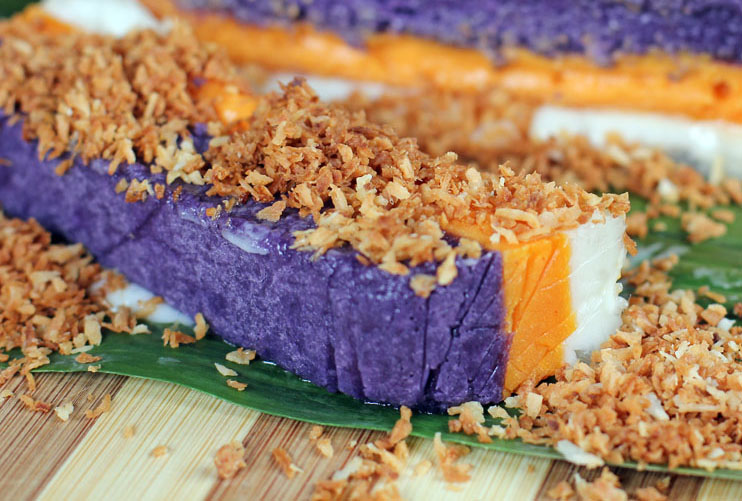 Easy Sapin-Sapin Recipe